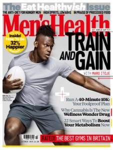 Mens Health UK – October 2019