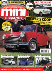 Mini Magazine – September 2019
