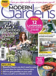 Modern Gardens – August 2019