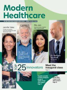 Modern Healthcare – August 19, 2019