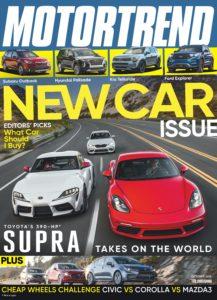 Motor Trend – October 2019