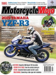Motorcycle Mojo – September 2019