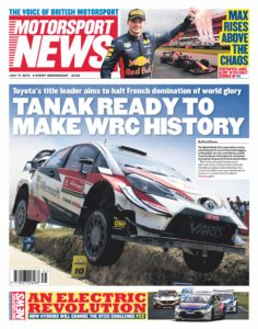 Motorsport News – July 31, 2019