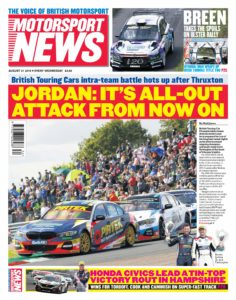 Motorsport News – August 21, 2019