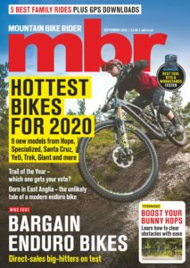 Mountain Bike Rider – September 2019