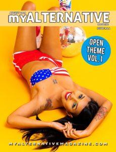 MyAlternative – Issue 44 Volume 1 August 2019