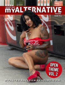 MyAlternative – Issue 44 Volume 2 August 2019