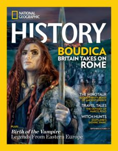 National Geographic History – September 2019