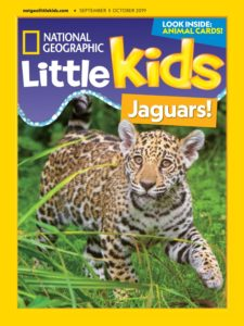 National Geographic Little Kids – September 2019