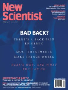 New Scientist – August 31, 2019