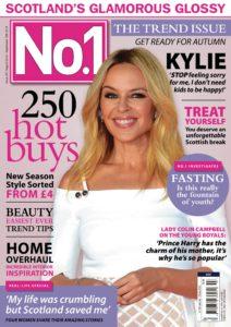No 1 Magazine – August 22, 2019