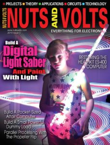 Nuts and Volts – May-June 2019