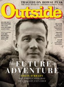 Outside USA – September 2019