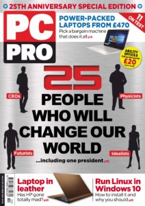 PC Pro – October 2019