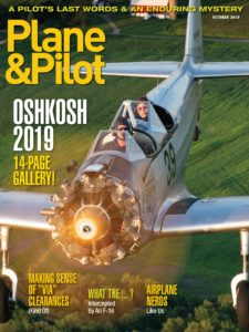 Plane & Pilot – October 2019