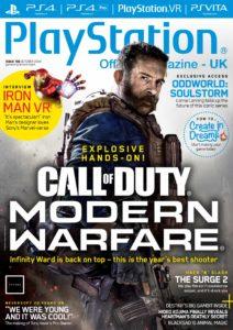 PlayStation Official Magazine UK – October 2019