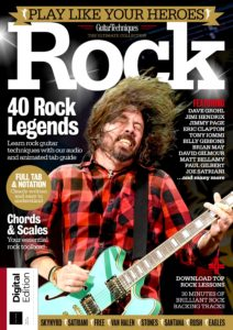Play Like Your Heroes Rock – August 2019