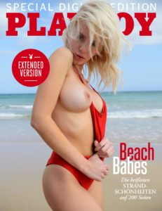 Playboy Germany Special Digital Edition – Beach Babes (Extended Version) – 2019