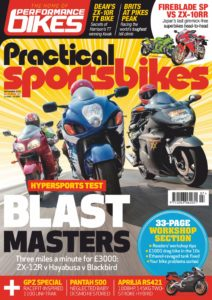 Practical Sportsbikes – September 2019