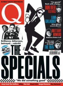 Q Magazine – October 2019