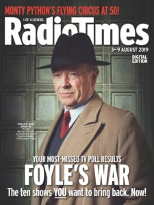 Radio Times – 03 August 2019