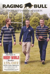 Rugby World – October 2019