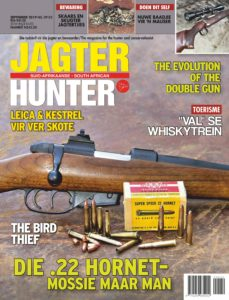 SA Hunter-Jagter – September 2019