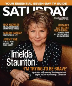 Saturday Magazine – August 31, 2019