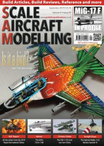 Scale Aircraft Modelling – September 2019