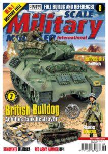 Scale Military Modeller International – September 2019