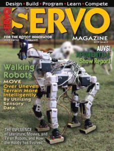 Servo Magazine – May-June 2019
