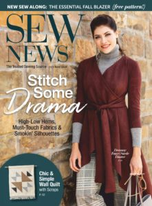 Sew News – October 2019
