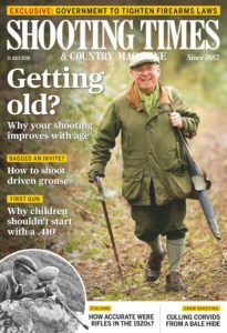 Shooting Times & Country – 31 July 2019