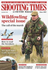 Shooting Times & Country – 28 August 2019