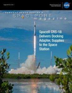 Spaceport Magazine – August 2019