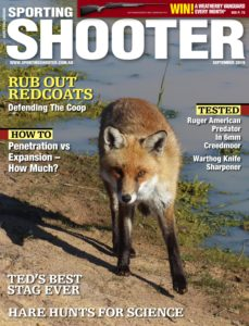 Sporting Shooter Australia – September 2019