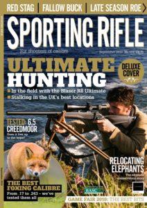 Sporting Rifle – September 2019