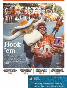 SportsBusiness Journal – 19 August 2019