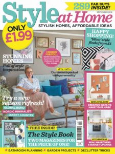 Style at Home UK – September 2019