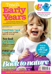 Teach Early Years – August 2019