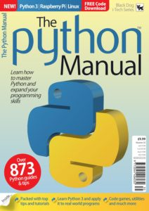 The Complete Python Manual – August 2019