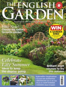 The English Garden – September 2019