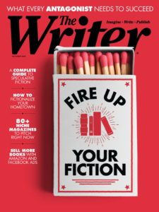 The Writer – October 2019