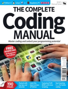 The Complete Coding Manual – Volume 17