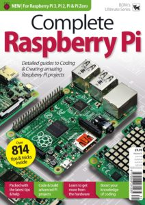 The Complete Raspberry Pi Manual – August 2019