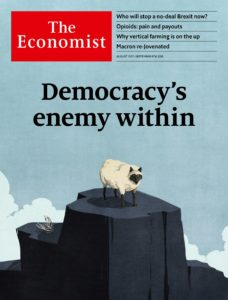 The Economist Continental Europe Edition – August 31, 2019