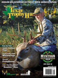 The Journal of the Texas Trophy Hunters – July-August 2019
