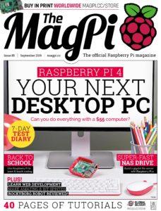 The MagPi – September 2019