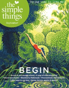 The Simple Things – September 2019