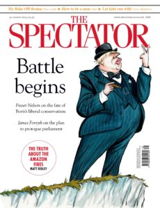The Spectator – August 31, 2019